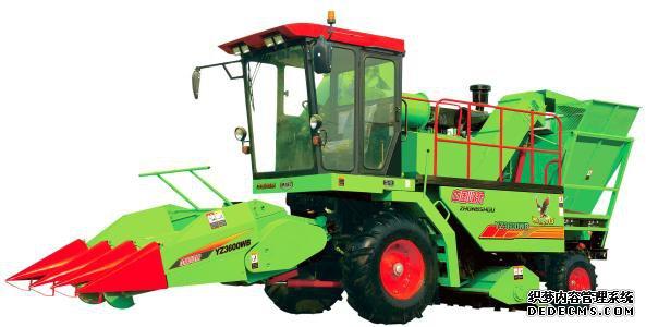 为什么维修玉米收割机要停机?