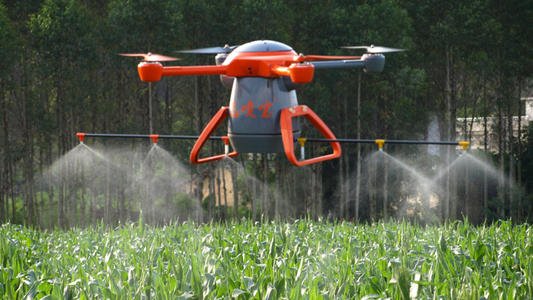 农用植保无人机是用来做什么的