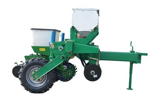 玉米精良播种施肥机怎么使用?